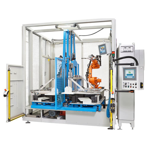 máquina de soldar por ultrasonidos / robotizada / CNC