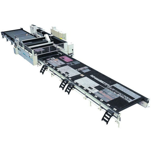 máquina de corte láser CO2 / para aluminio / para acero / para acero inoxidable