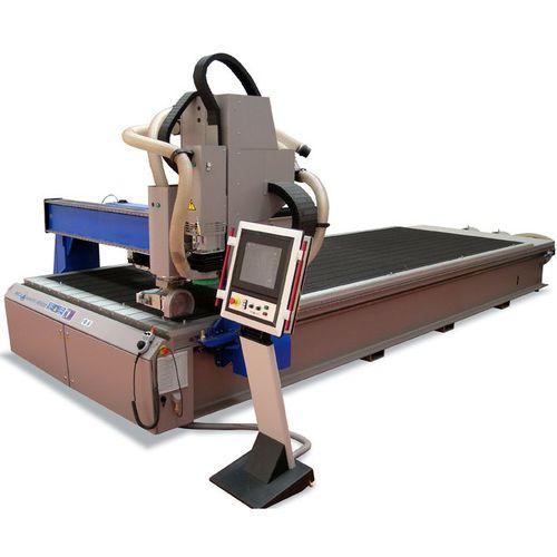 fresadora CNC 4 ejes / vertical / horizontal / con mesa fija