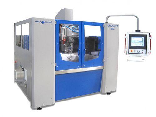 máquina de corte para aluminio / para materiales compuestos / para cerámica / para titanio