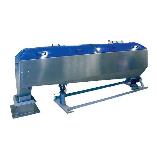 unidad de filtración de tambor