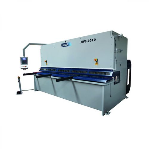 cizalla hidráulica / guillotina / CNC / automática