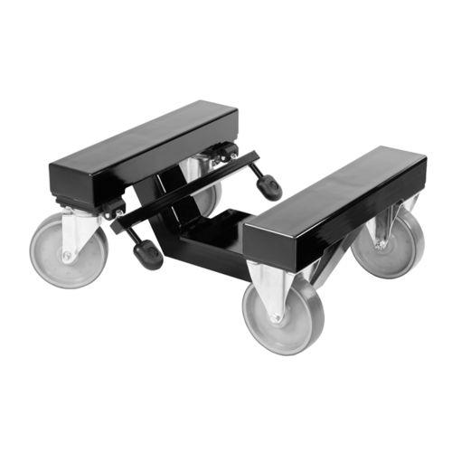 carretilla de transporte / de metal