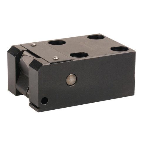 cilindro hidráulico / de simple efecto / bloque / de fijación