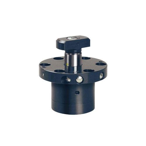elemento de apriete hidráulico / pivotante / de doble efecto / compacto
