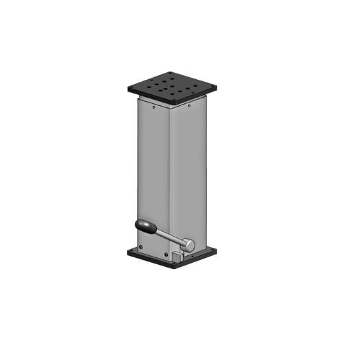sistema de elevación manual / hidráulico / para rollos