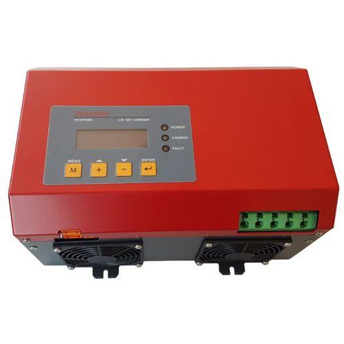 convertidor DC/DC en caja metálica
