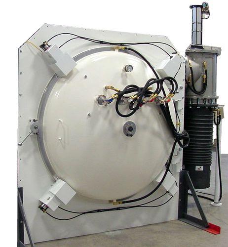 horno de cámara / de gas / de gas inerte / de vacío