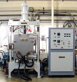horno de prensa / de recocido / de cocción / de sinterización