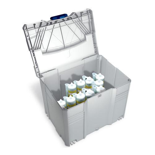 cajón de ABS / de transporte / de protección / para botellas