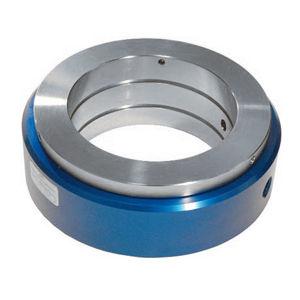 racor giratorio para agua / para aplicaciones neumáticas / de aluminio / de montaje en eje