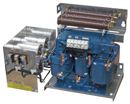 filtro electrónico paso alto / activo / monofásico / de armónico