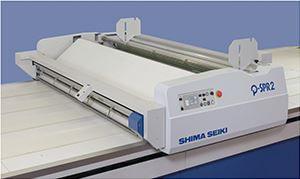 máquina tendedora de tela automática