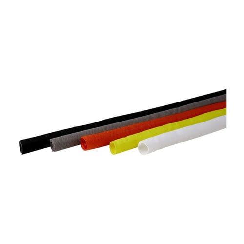 funda de protección / trenzada / para cables / de poliéster