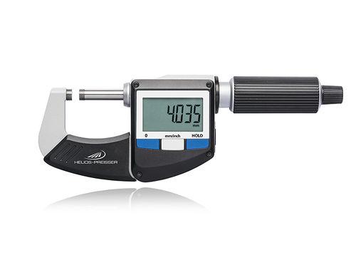micrómetro de exteriores