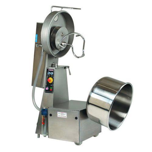 mezcladora de vacío / dinámica / batch / para la industria agroalimentaria