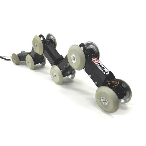 robot de inspección con ruedas / para canalizaciones