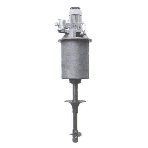 mezcladora de turbina