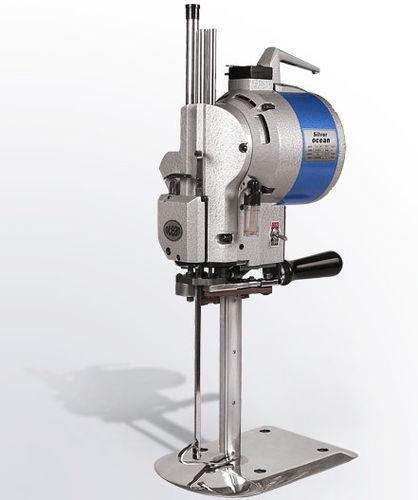 máquina de corte vertical / para textiles / portátil / con motor eléctrico