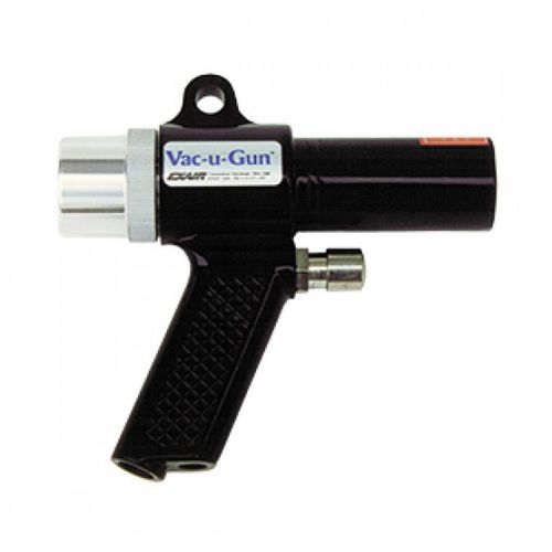 pistola de aire de aspiración