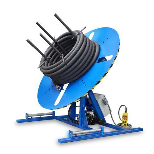 enrollador-desenrollador de tubos flexibles / motorizado
