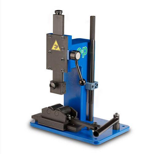 máquina de marcado por rodadura / benchtop / para tuberías