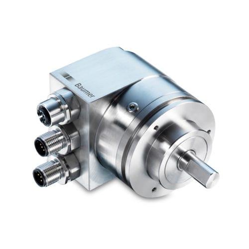 encoder rotativo modular / absoluto / magnético / con interfaz fieldbus
