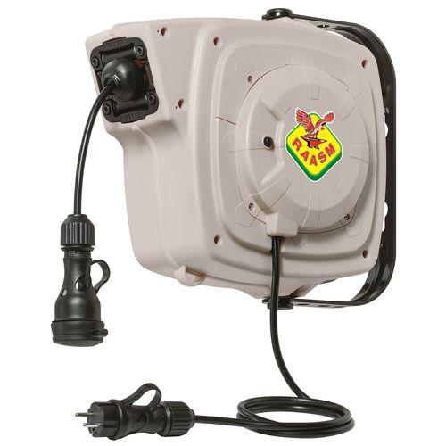 enrollador para cable eléctrico - RAASM SpA