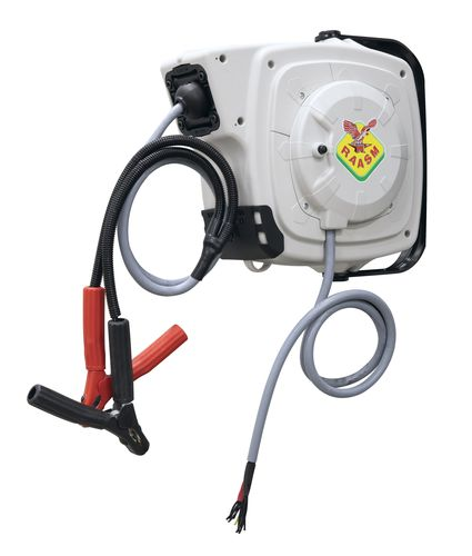 cargador de arrancador de batería profesional - RAASM SpA