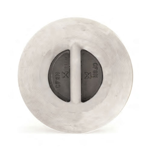 válvula de retención de disco