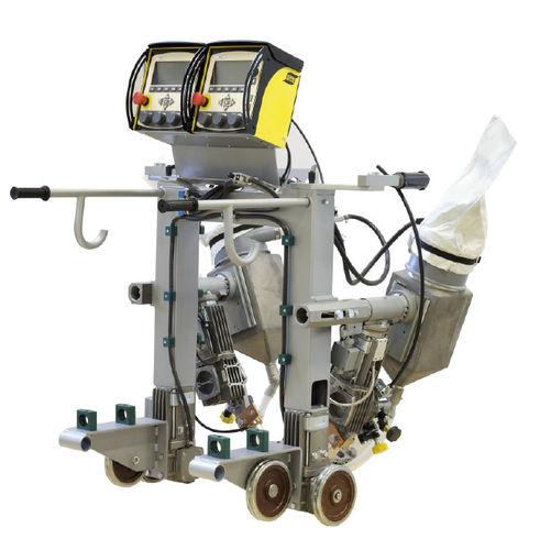 máquina de soldar de arco sumergido / AC / automática / horizontal