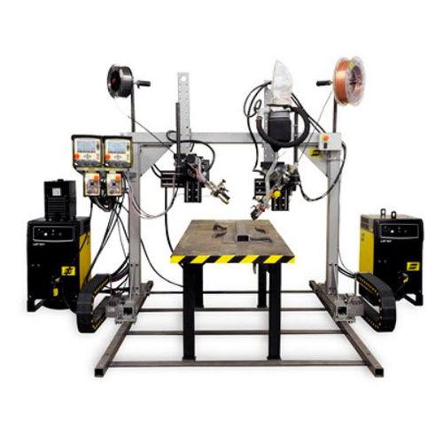 máquina de soldar de pórtico
