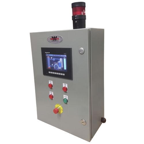 controlador de temperatura con pantalla LCD / PID / para la industria / montado en panel