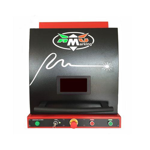 máquina de marcado láser de fibra / láser CO2 / benchtop / compacta