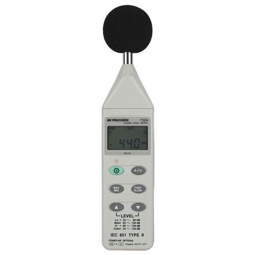 sonómetro analizador / clase 2 / digital