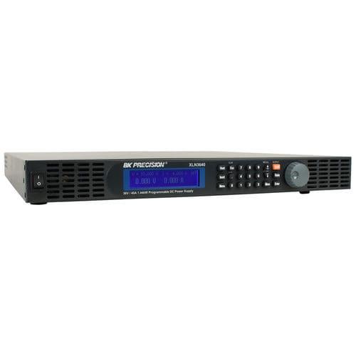alimentación eléctrica AC/DC / de salida simple / programable / benchtop