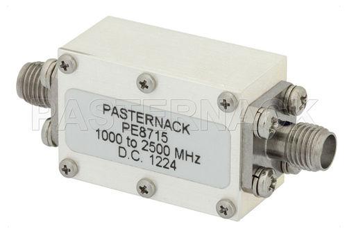 filtro electrónico paso alto / pasivo / RF