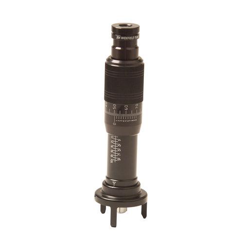 micrómetro óptico