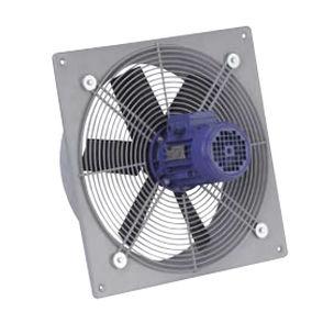 ventilador de pared / axial / de circulación de aire