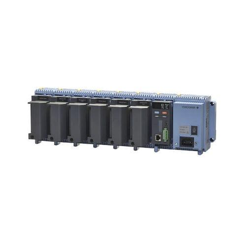 sistema de adquisición de datos en riel DIN