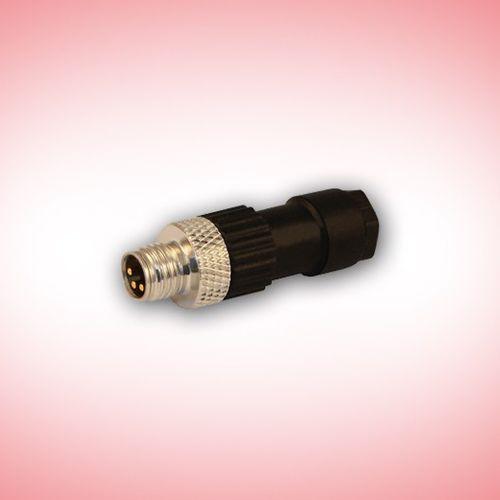 conector conectables en campo / RF / DIN / recto