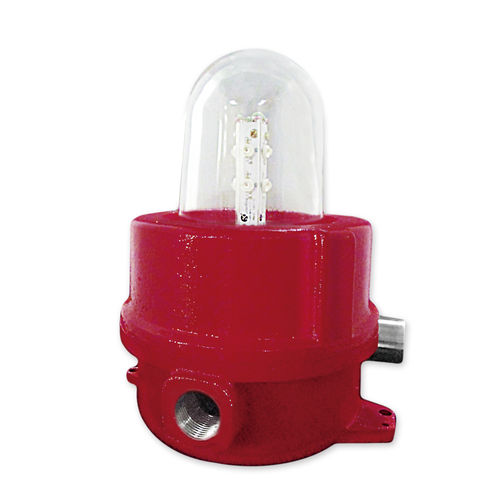 avisador luminoso de destellos / LED / 110 V CA / 115 V CA