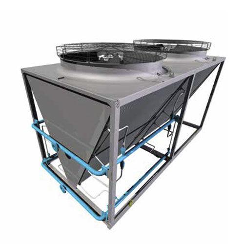 refrigerador con condensador de aire