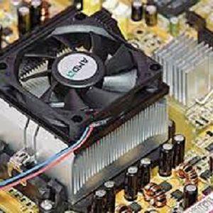 cinta adhesiva conductora térmica / doble cara / de espuma acrílica / para aplicaciones eléctricas