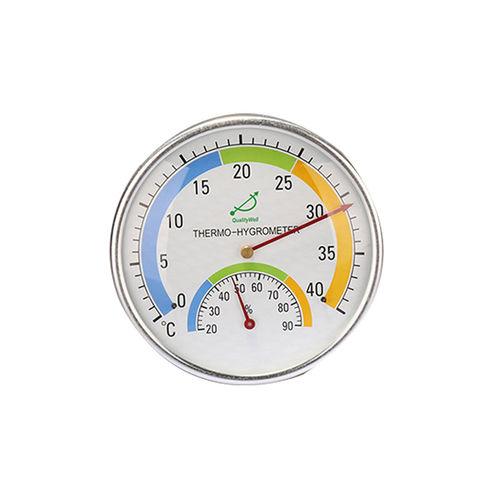 higrómetro analógico / de humedad / temperatura