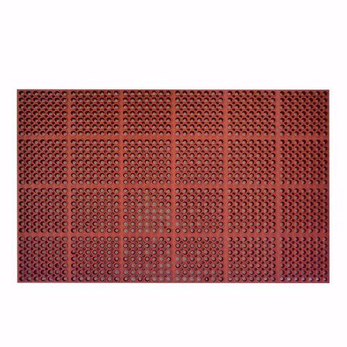 alfombra de limpieza / antifatiga / antideslizante / ignífuga