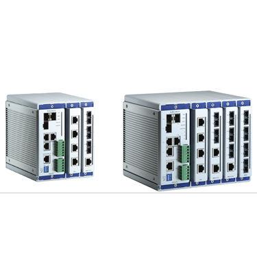 conmutador Ethernet administrable / PTPv2 / para entorno difícil