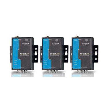 servidor de periférico en serie / Ethernet / industrial