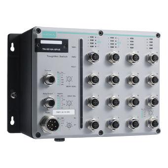 conmutador Ethernet administrable / 12 puertos / con enlace inalámbrico / PoE