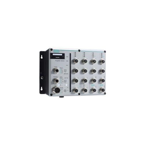 conmutador Ethernet administrable / 24 puertos / robusto / industrial